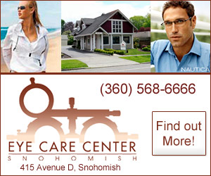Our clinic is located in the historic town of Snohomish, WA, and operated by award-winning resident optometrist, Dr. Anup Deol. We carry an inventory of over 800 high end designer frames, and utilize the latest modern eye care technology.