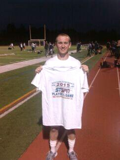 Spencer Pettit - Player of the Game