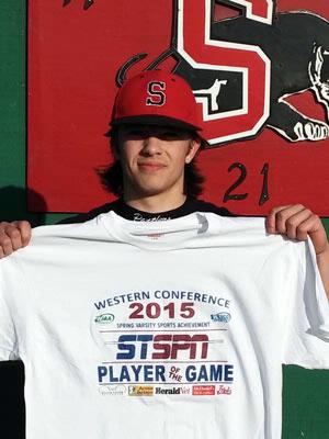 Ryan   Sandifer - Player of the Game