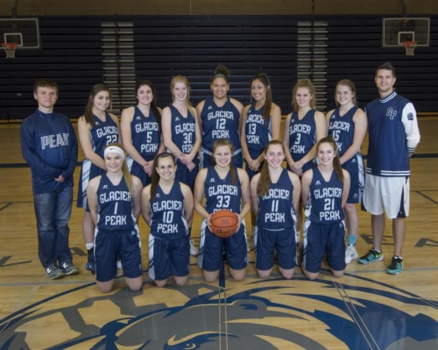 Glacier Peak Girls 16/17