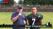 Alex Cheesman QB