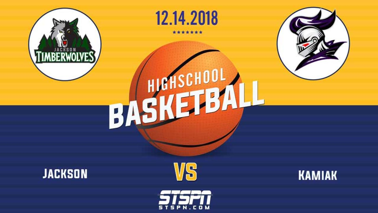 BASKETBALL: Kamiak at Jackson
