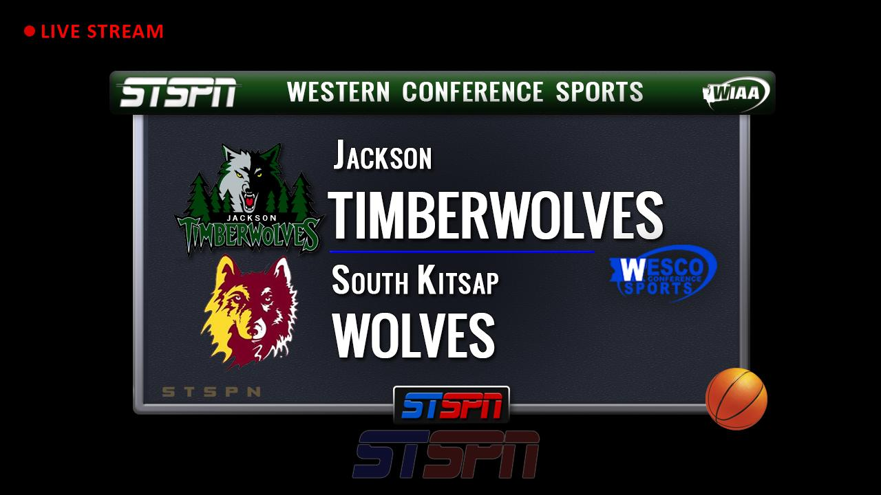 Jackson (WA) South Kitsap (WA) Girls Basketball