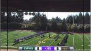 Edmonds-Woodway varsity football vs. Kamiak