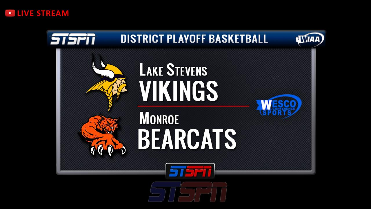 Lake Stevens (WA) Monroe (WA) Girls Dist 1