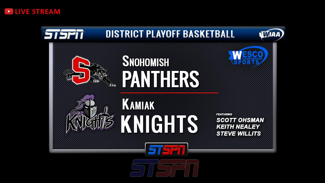 Snohomish (WA) Kamiak (WA) Girls Basketball