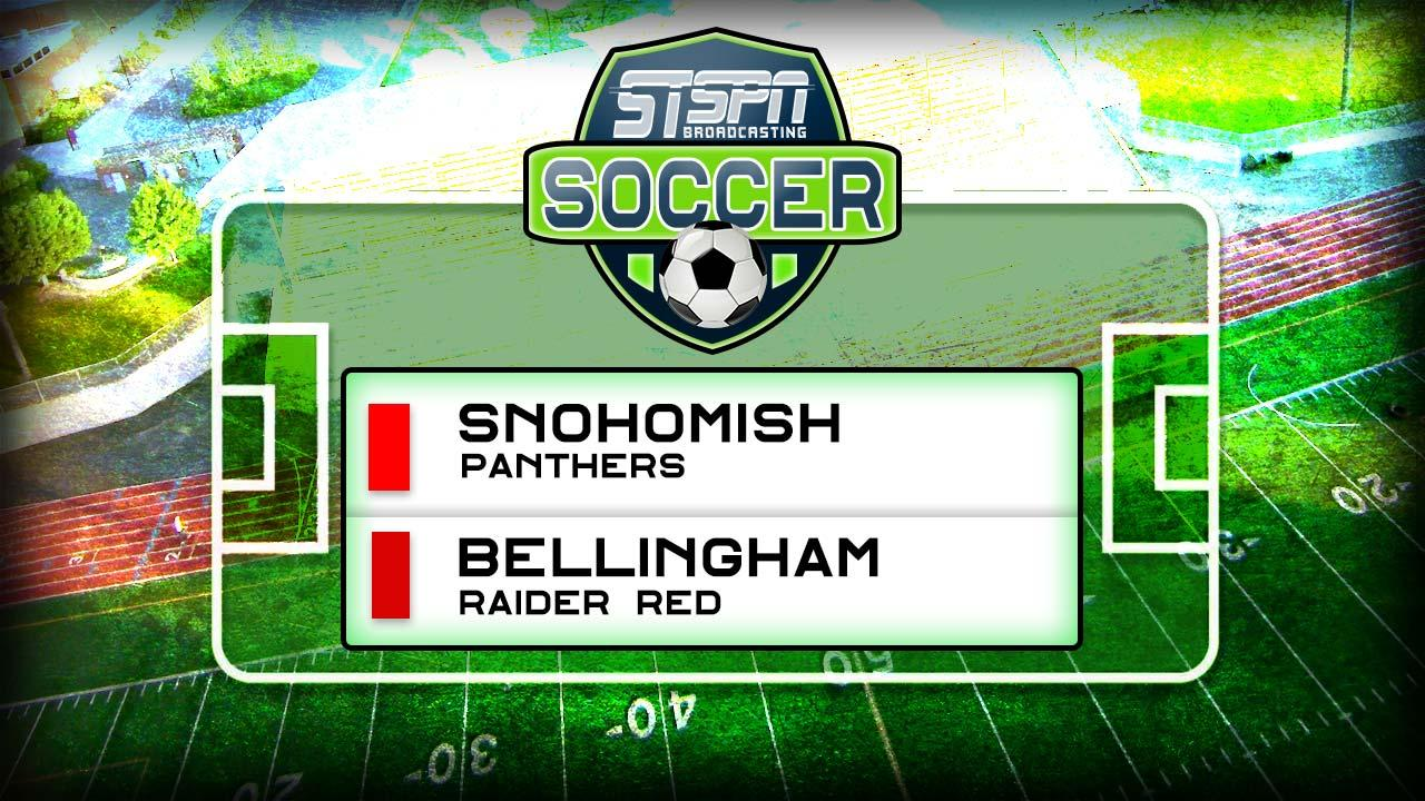 Snohomish vs Bellingham Girls Soccer