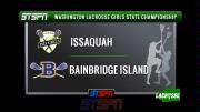 WA State Girls Lacrosse Championship 2015