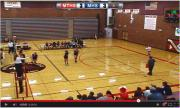 Meadowdale vs. Mountlake Terrace Volleyball